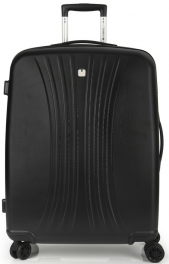 Легкий пластиковый чемодан Gabol Fit 926214
