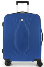 Легкий пластиковый чемодан Gabol Fit 926209
