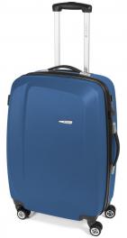 Легкий пластиковый чемодан Gabol Line 924668