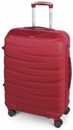 Легкий пластиковый чемодан Gabol Trail (M) Red 924889