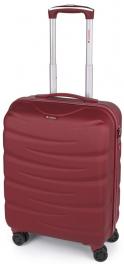 Легкий пластиковый чемодан Gabol Trail (S) Red 925546