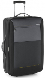 Легкий чемодан Gabol Reims (M) Grey 924699