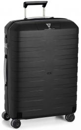 Легкий пластиковый чемодан Roncato BOX 5511;1001