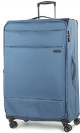 Легкий чемодан Rock Deluxe-Lite (M) Teal 925687