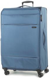 Легкий чемодан Rock Deluxe-Lite (L) Teal 925688