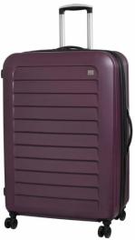 Пластиковый чемодан Members Chevron 925892