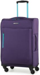 Легкий чемодан Members Hi-Lite 922803