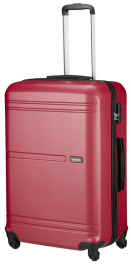 Пластиковый чемодан Travelite Yamba TL075049;17