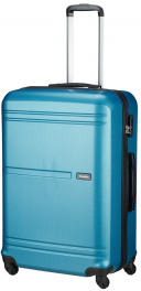 Пластиковый чемодан Travelite Yamba TL075049-22