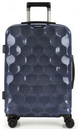 Легкий чемодан из поликарбоната Gabol Air (M) Blue 926573