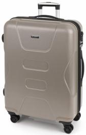 Легкий пластиковый чемодан Gabol Custom 925568