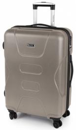 Легкий пластиковый чемодан Gabol Custom 925567