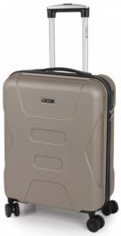 Легкий пластиковый чемодан Gabol Custom 925566