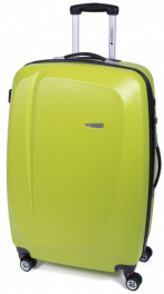 Легкий пластиковый чемодан Gabol Line 924677