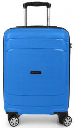 Чемодан из полипропилена Gabol Shibuya (S) Blue 926607