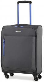 Легкий чемодан Members Hi-Lite (S) Grey 922631