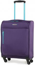 Легкий чемодан Members Hi-Lite (S) Purple 922804