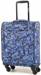 Легкий чемодан Members Vogue (S) Flower 924082