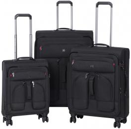 Комплект чемоданов WENGER Deputy 604366