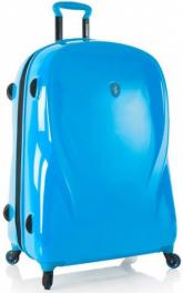 Чемодан из поликарбоната Heys Xcase 2G (L) Azure Blue 926764