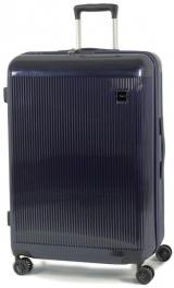 Пластиковый чемодан Rock Windsor (L) Navy 926444