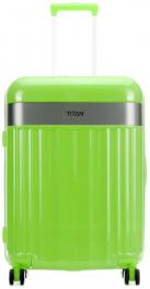 Легкий пластиковый чемодан Titan Spotlight Flash Ti831404-83