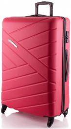 Легкий пластиковый чемодан Travelite Bliss TL074849-17