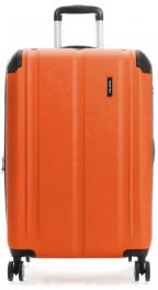 Пластиковый чемодан Travelite City TL073048-87