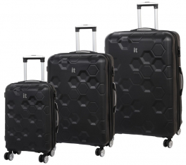 Комплект чемоданов IT Luggage Hexa IT16-2387-08-SET-S001