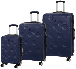 Комплект чемоданов IT Luggage Hexa IT16-2387-08-SET-S118