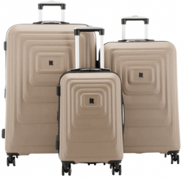 Комплект чемоданов IT Luggage Mesmerize IT16-2297-08-SET-S176