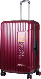 Пластиковый чемодан National Geographic Canyon N114HA.71;56