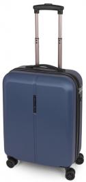 Легкий пластиковый чемодан Gabol Paradise (S) Blue 924901