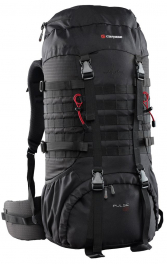 Рюкзак туристический Caribee Pulse 65 Black 920599