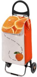 Сумка-тележка Aurora City 50 Orange 926880