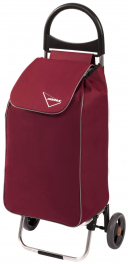 Сумка-тележка Aurora Portofino 50 Bordeaux 926885