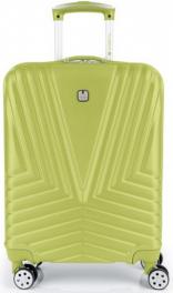 Пластиковый чемодан Gabol Atlanta (S) Pistachio 927022
