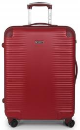 Легкий пластиковый чемодан Gabol Balance (M) Red 924577
