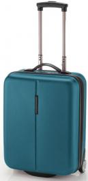 Легкий пластиковый чемодан Gabol Paradise (XS) Green 927035