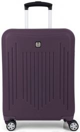 Пластиковый чемодан Gabol Clever (S) Purple 927052