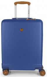 Пластиковый чемодан Gabol Mosaic (S) Blue 927007
