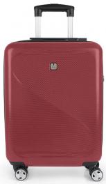 Пластиковый чемодан Gabol Sand (S) Red 927011