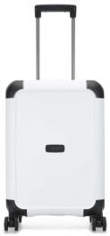 Белый чемодан из полипропилена Titan Compax Ti844406-30