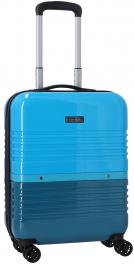 Пластиковый чемодан Travelite Frisco TL075147-22
