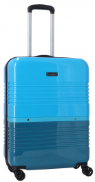 Пластиковый чемодан Travelite Frisco TL075148-22