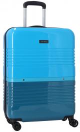 Пластиковый чемодан Travelite Frisco TL075149-22