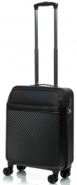 Чемодан из поликарбоната V&V Travel CTH 021-55 black