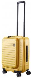 Желтый чемодан из поликарбоната Lojel Cubo 18 Lj-CF1627-1S_Y