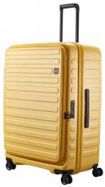 Желтый чемодан из поликарбоната Lojel Cubo 18 Lj-CF1627-1L_Y