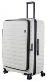 Белый чемодан из поликарбоната Lojel Cubo 18 Lj-CF1627-1L_W